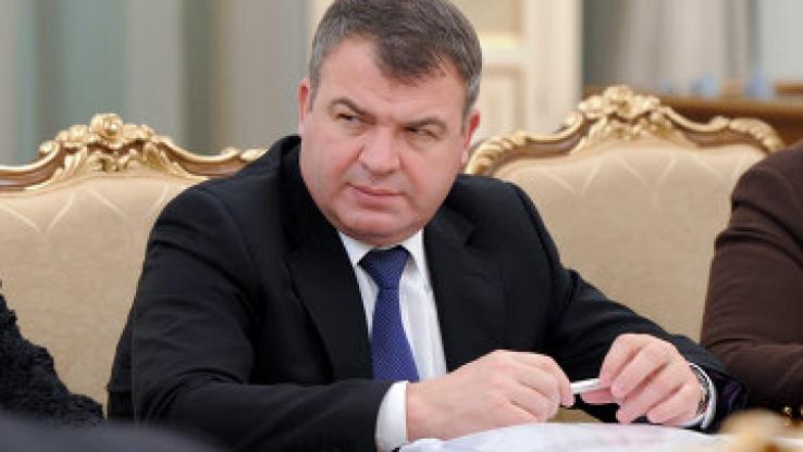 Анатолий Сердюков: гражданский министр военного ведомства
